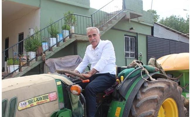''Çiftçinin zararı koşulsuz, şartsız karşılanmalı''