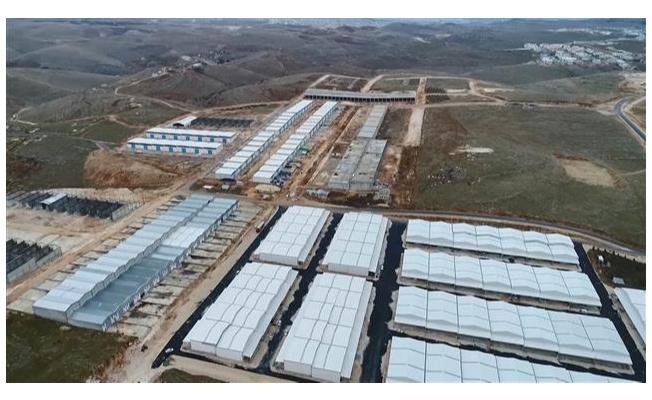 ŞUSKİ, küçük sanayi sitelerinin alt yapısını tamamladı