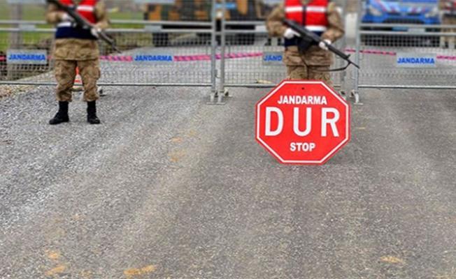 Urfa'da 36 bina ve 1 sokak karantinaya alındı