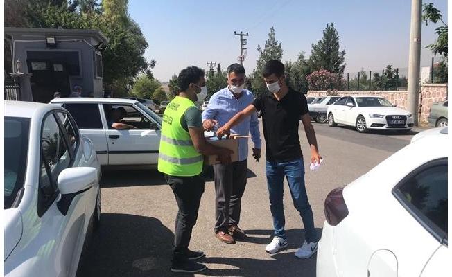 Viranşehir'de Belediye'den YKS seferberliği