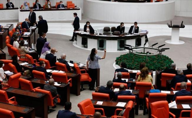 AK Parti'li ve HDP'li vekiller arasında kavga