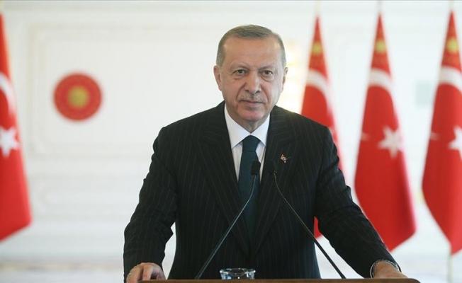 Erdoğan: Tarım potansiyelini değerlendirmekte kararlıyız