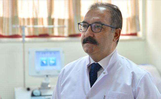 Gaziantep'te Kovid-19 ilacında üretime geçiliyor