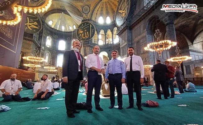 İstanbul'daki Kutlu Güne Gülpınar'da Katıldı