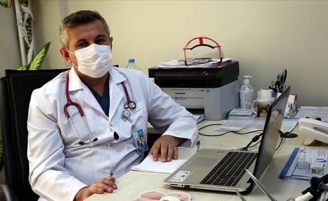 Koronavirüs hastası yaşadığı zorluğu anlattı