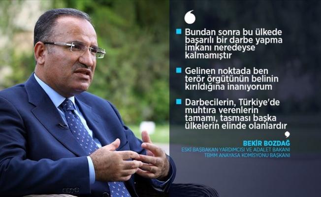 Tayyip Bey FETÖ'nün Türkiye'yi işgaline engel oldu