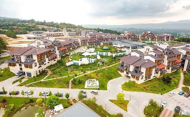 Türkiye'deki en sağlıklı tatil Narven'de