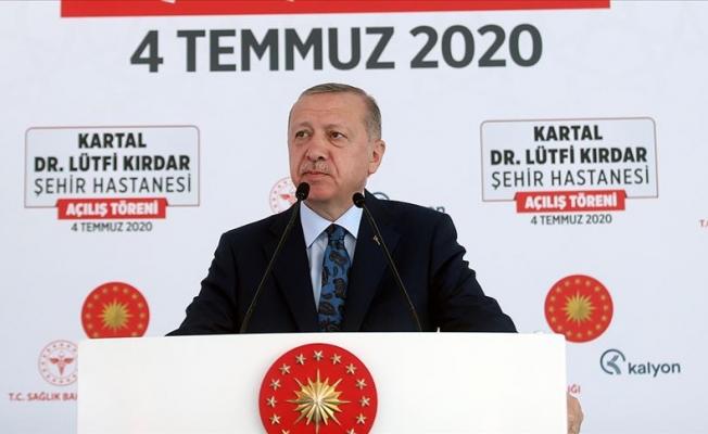 Türkiye üç kıtanın sağlık merkezi olacak
