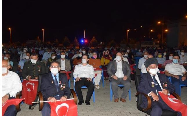Viranşehir'de 15 Temmuz etkinlikleri