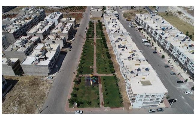 Yeni parklarla Haliliye'nin çehresi değişiyor