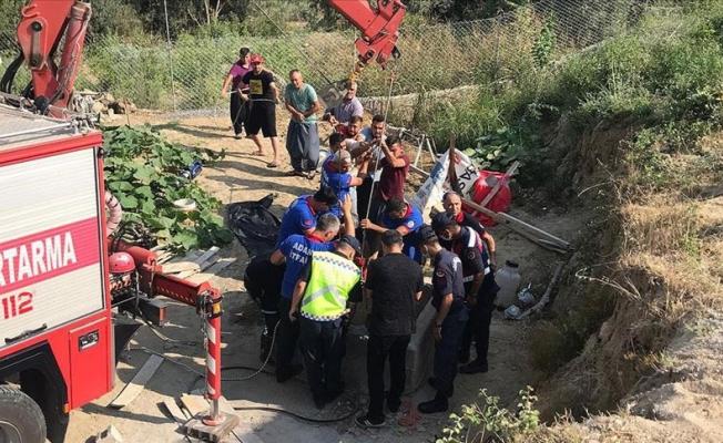 Adana'da kazı yapan aileden 4 kişi öldü