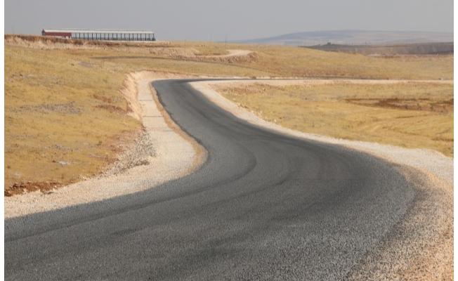 BESİ yolu asfaltla buluştu