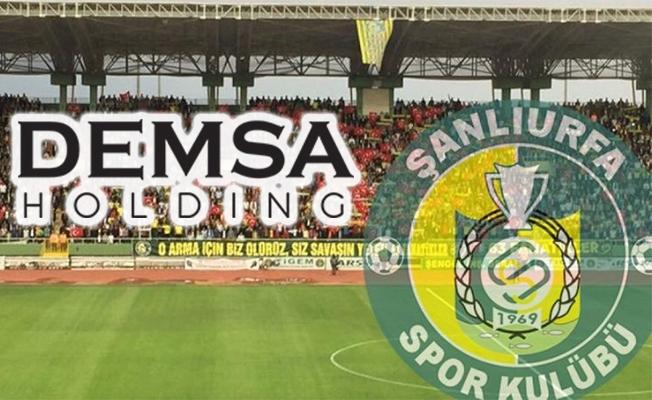 DEMSA Holding'ten Şanlıurfaspor açıklaması