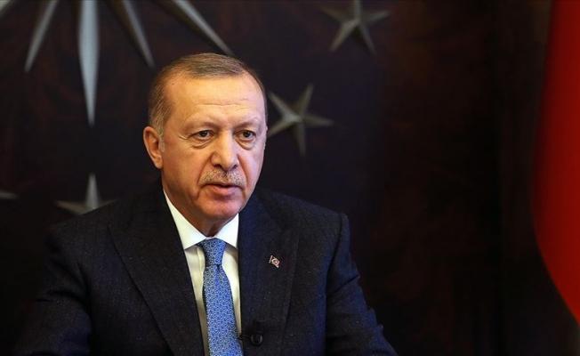 Erdoğan: Haydutluğa asla boyun eğmeyeceğiz