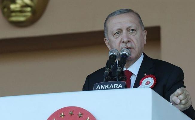Erdoğan: Kararlığımızı herkes gördü