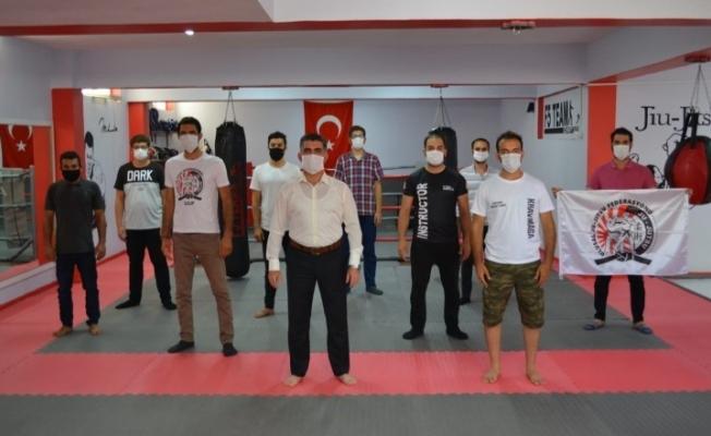 F5 Team Şanlıurfa'da Açıldı