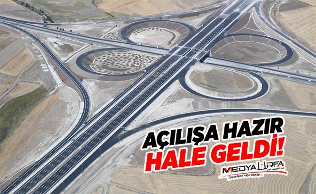Şanlıurfa'dan Edirne'ye kesintisiz otoyol