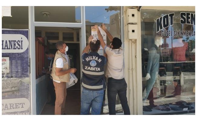 Urfa'da 2 günde 6 bin 591 iş yeri denetlendi
