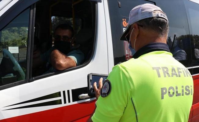 Şanlıurfa'da 5 günde 851 kişiye ceza kesildi