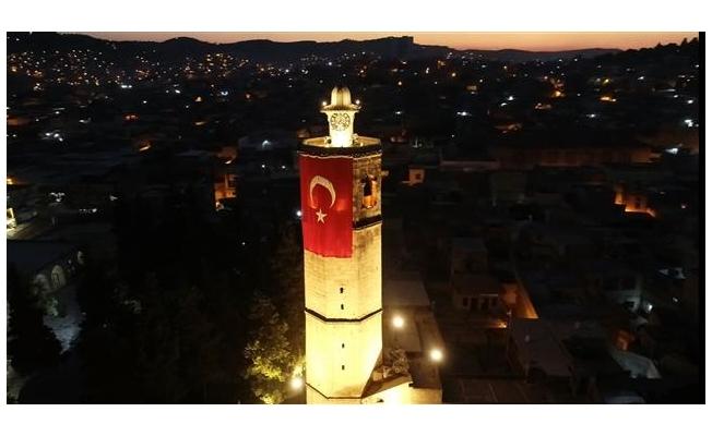 Büyükşehir tarihi aydınlatıyor