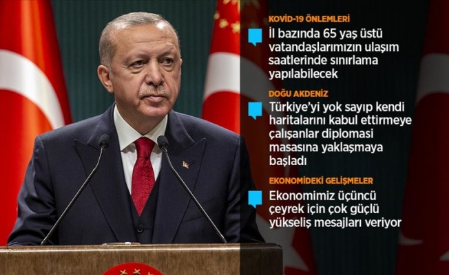 Erdoğan: Kendi sonlarını hazırlıyorlar