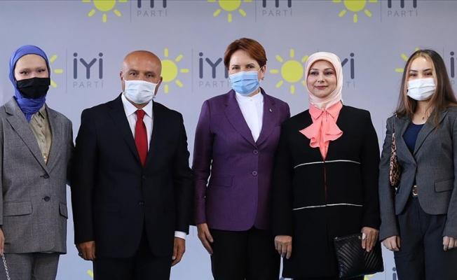 Milletvekili Usta İYİ Parti'ye katıldı
