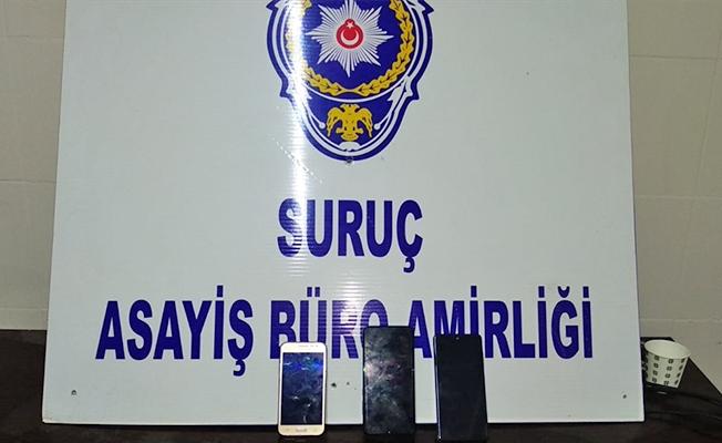 Şanlıurfa'da yakalanan gasp şüphelisi tutuklandı