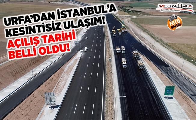 Şanlıurfa'dan İstanbul/Edirne'ye kesintisiz ulaşım