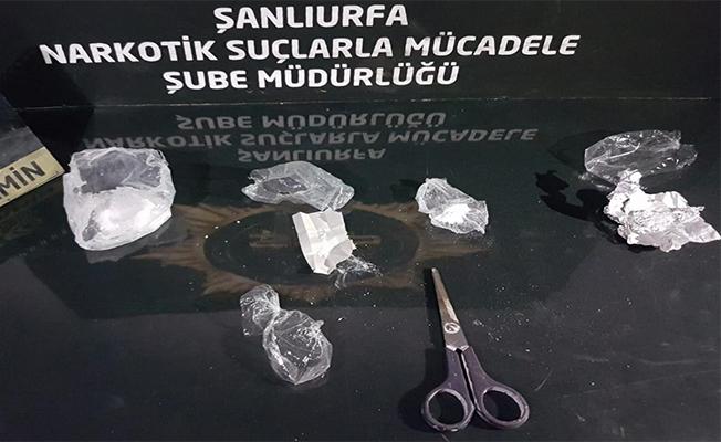 Şanlıurfa'da uyuşturucu satıcılarına operasyon: 21 gözaltı