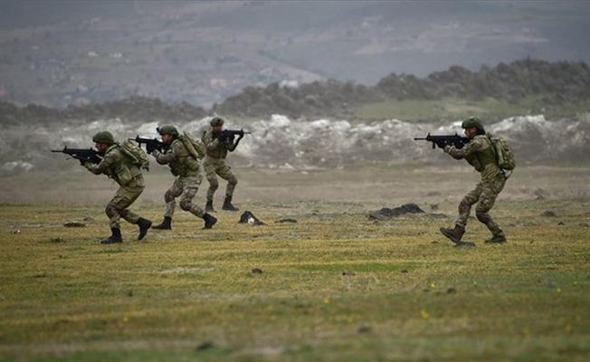 Suriye'de PKK/YPG'li 11 terörist öldürüldü