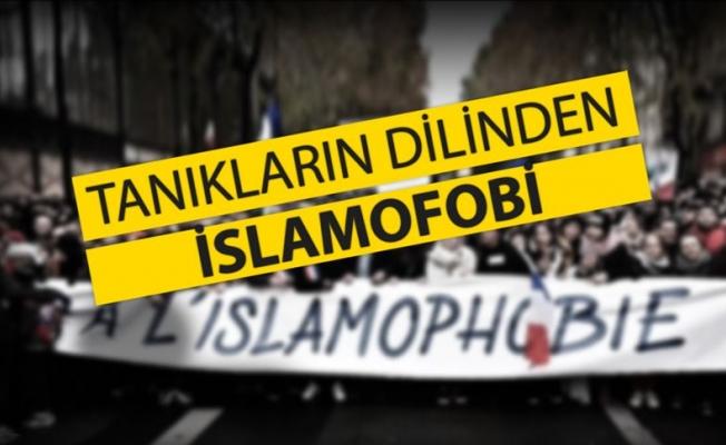 Tanıkların dilinden İslamofobi