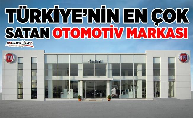 Türkiye'nin en çok satan otomotiv markaları belli oldu