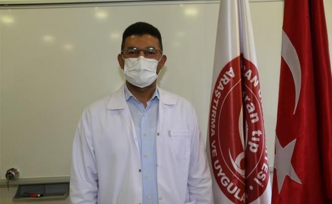 Urfa'daki Kovid-19 hastaları yaşadıklarını anlatıyor