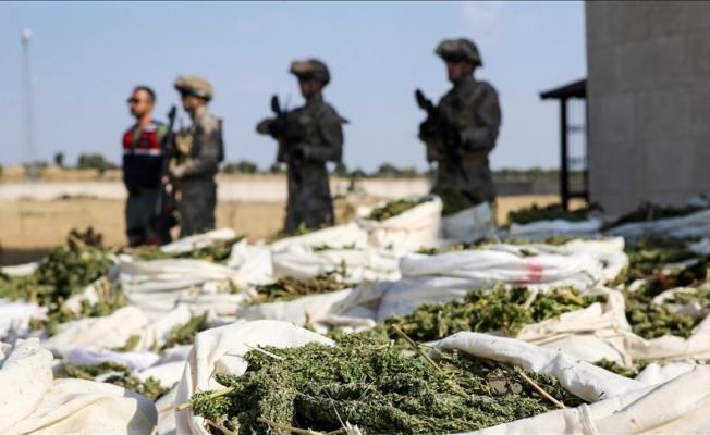 Uyuşturucuya Diyarbakır'da büyük darbe