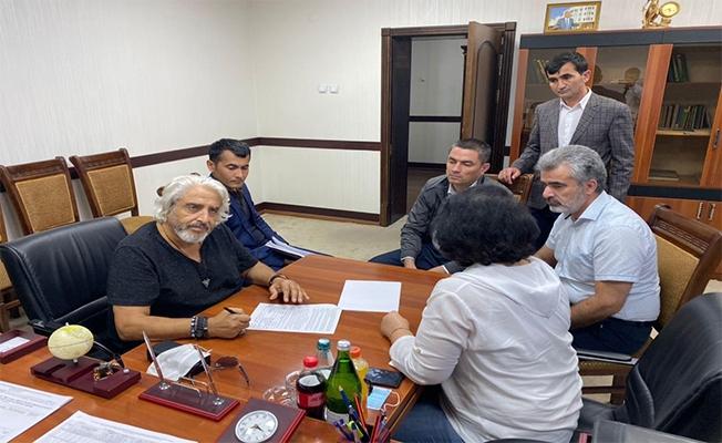 Bengi'den Özbekistan'da 5 yıldızlı otel projesi