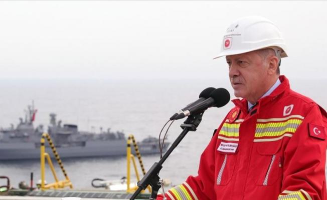 Erdoğan'dan yeni doğalgaz müjdesi