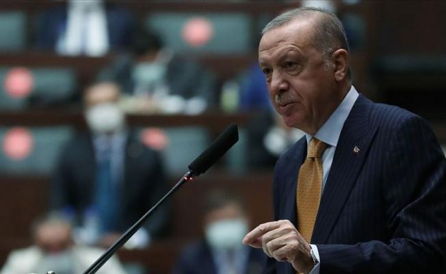 Erdoğan: Haçlı Seferini yeniden başlatmak istiyorlar