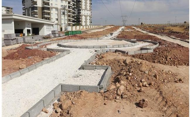 Mehmetçik'e 9 bin metrekarelik park kazandırılıyor