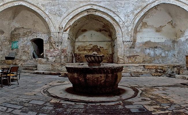 Urfa'daki tarihi hamam ihaleyle kiraya verilecek