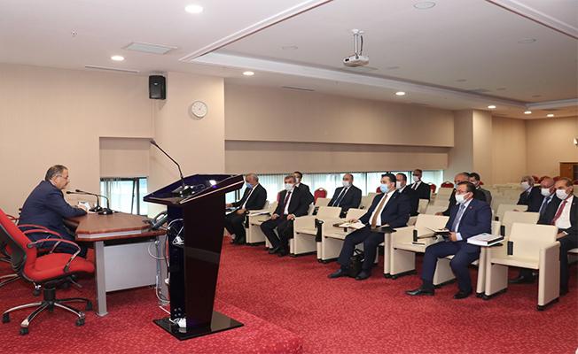 Belediye Başkanları Ankara'da