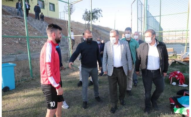 Beyazgül'den Urfaspor'a galibiyet ziyareti