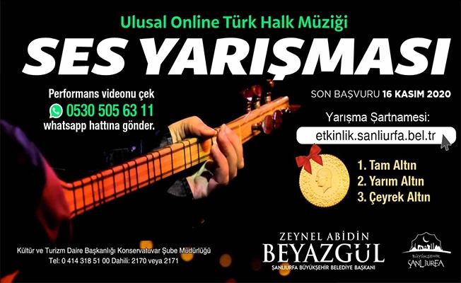 Büyükşehir'den ödüllü online ses ve tiyatro yarışması