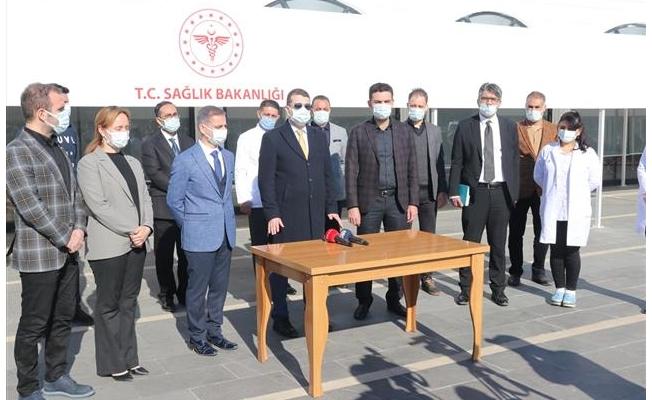 Diyarbakır'da filyasyon ekiplerine yönelik saldırı