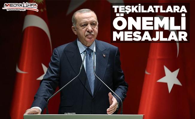 Erdoğan: Kanaat önderlerini tercih edelim