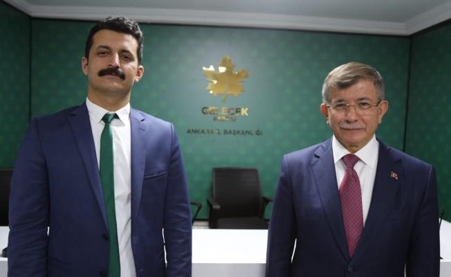 Gelecek Partisi Ankara'da Urfalı İsme Görev