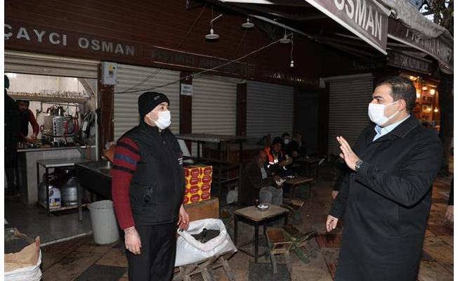 Haliliye'de gönül çorbası vatandaşların ilk durağı oluyor