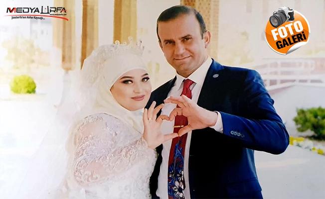 İYİ Parti İl Başkanı Çakmaklı Evlendi