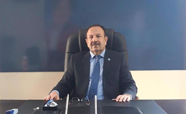 İYİ Parti Şanlıurfa'da istifa