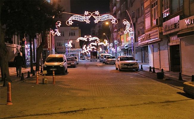 Şanlıurfa'da sokağa çıkma kısıtlaması