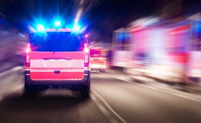 Şanlıurfa'da üzerine televizyon düşen çocuk öldü